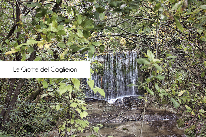 Video: le Grotte del Caglieron