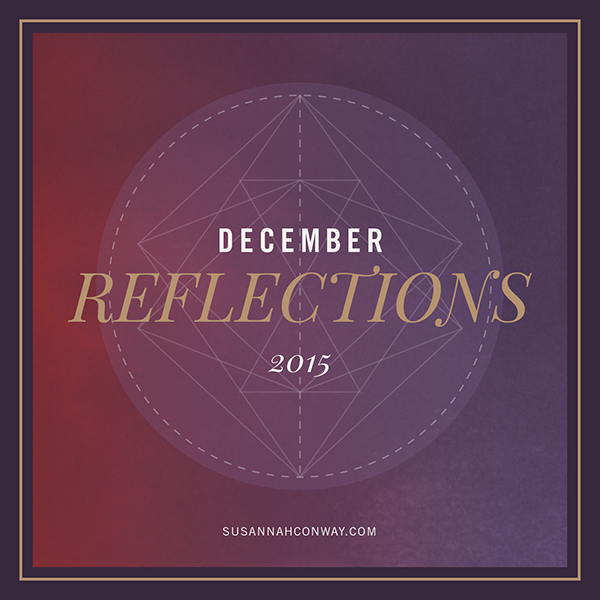 December Reflections 2015: il foto-challenge