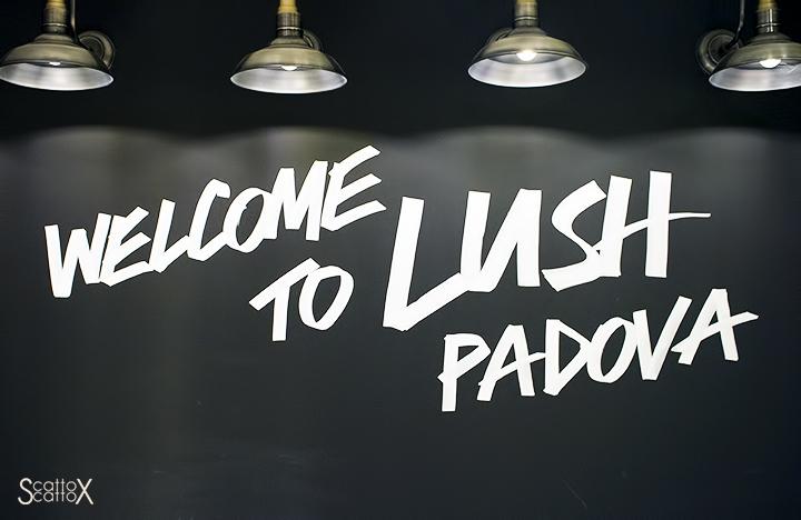 #freshnewstart – Al party di apertura di Lush Padova