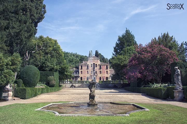 Il Giardino Monumentale di Valsanzibio per Il blog delle Galline Padovane