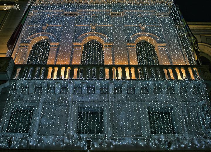Padova e la magia del Natale: luci di Natale