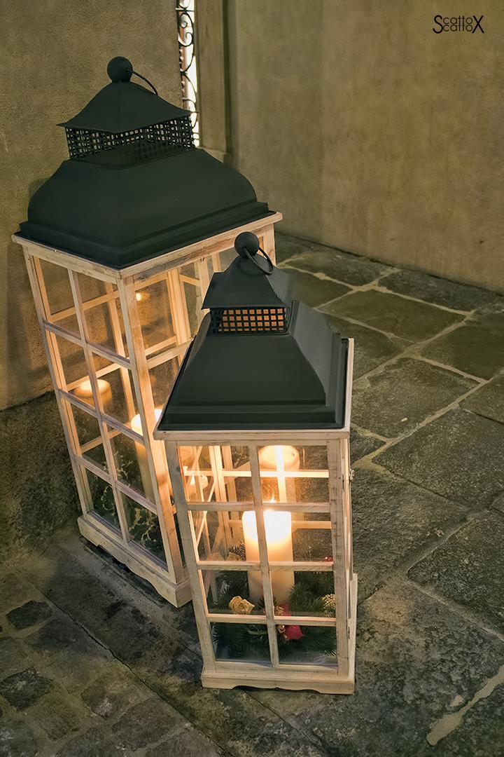 Padova e la magia del Natale: lanterne