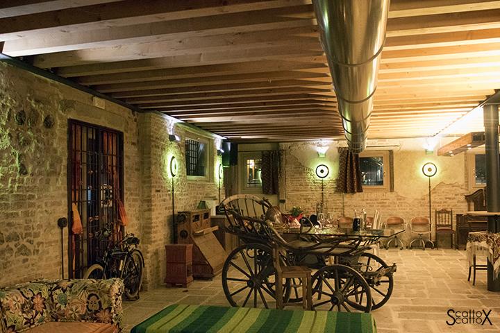 Il Cafè Zhivago di Pontemanco, Padova