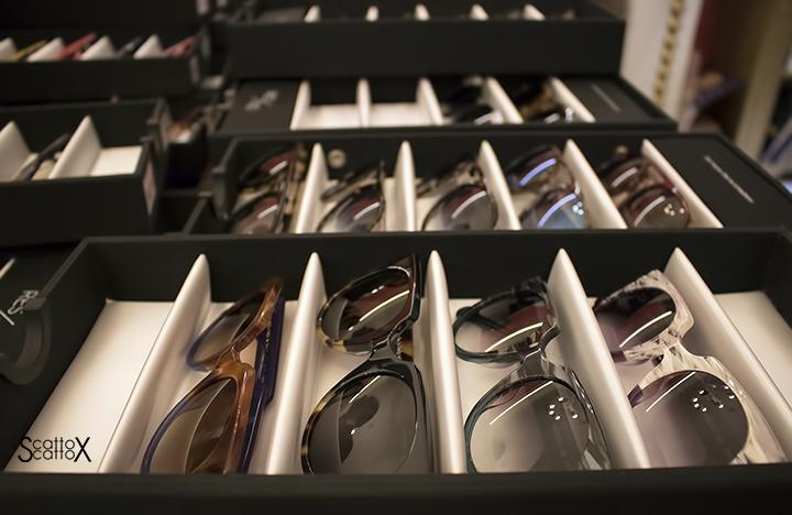 La scelta degli occhiali da Pour Moi Bottega Ottica