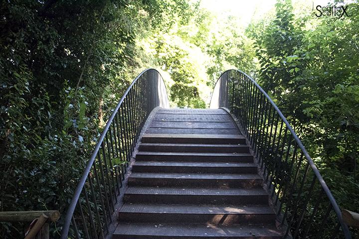 Parco Treves de Bonfili - Attraversamento