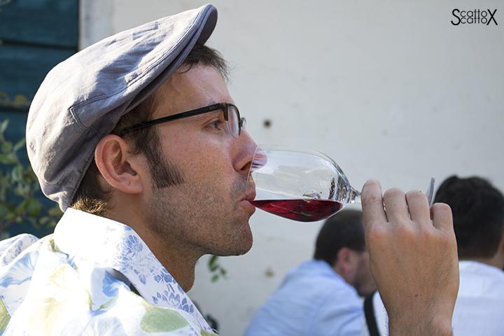 Sorsi d'Autore presso Villa Valmarana a Vicenza: il vino gustato