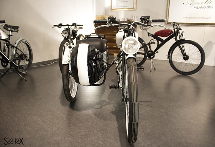 Future Vintage Festival 2016 a Padova: Agnelli Bici Design