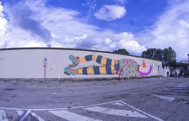 I DOLOve Street Art Festival