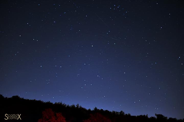 Il cielo di Padova: astrofotgrafia