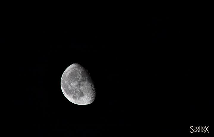 Il cielo di Padova: una magia di stelle e Luna