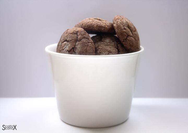 L'isola del fornello: biscotti al cioccolato