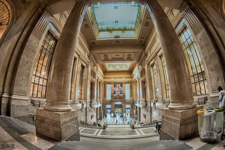 Una giornata a Milano: la Stazione Centrale