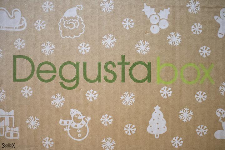 Degustabox: la scatola dei prodotti