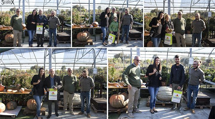 Garden Cavinato: le premiazioni