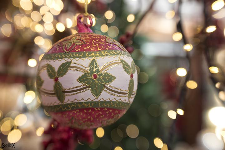 Garden Cavinato: dettaglio del mercatino di Natale