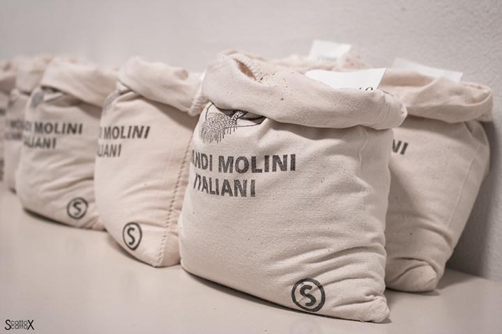 Grandi Molini Italiani per Open Factory 2016: le materie prime