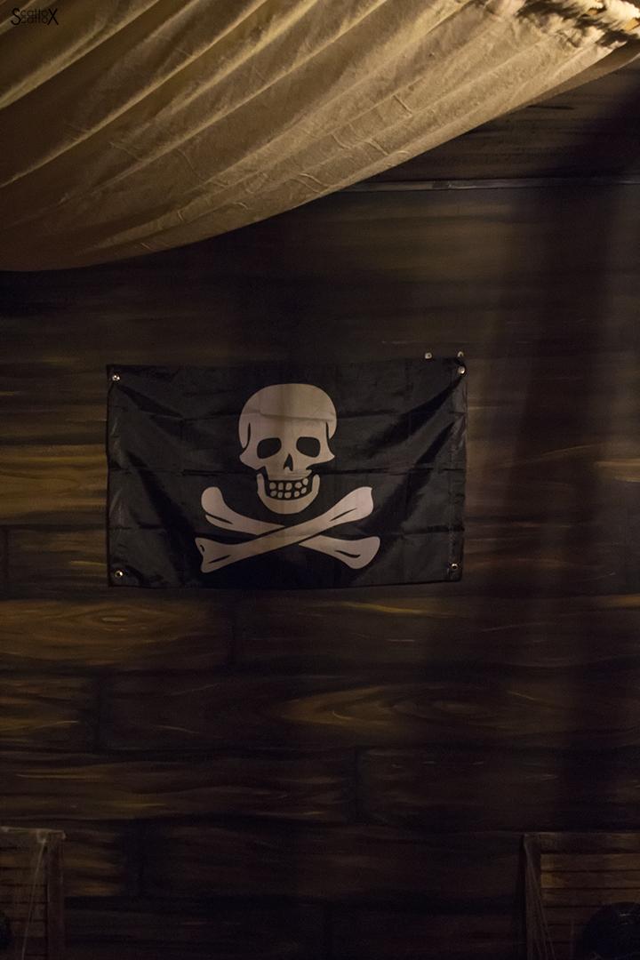 """IScampa: la nuova escape room """"Il Galeone Pirata"""""""