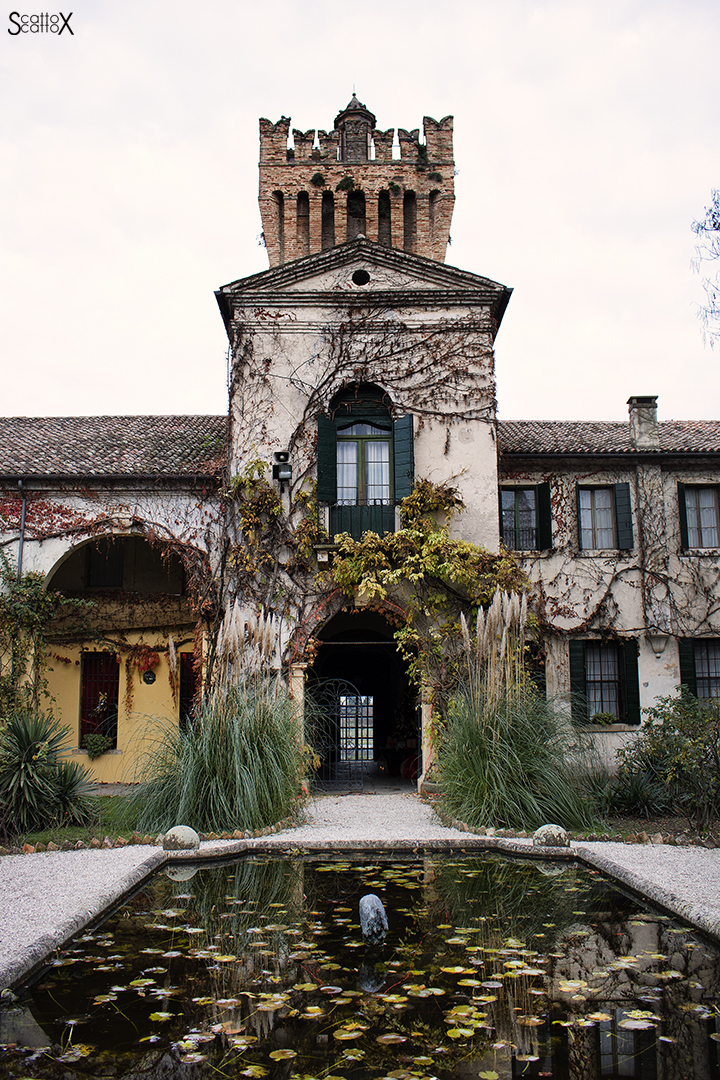 Il Castello di San Pelagio