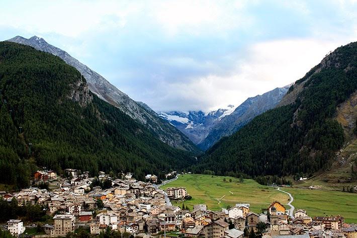 Valle d'Aosta – Montreux: tre giorni perfetti!
