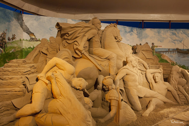 Sabbia…