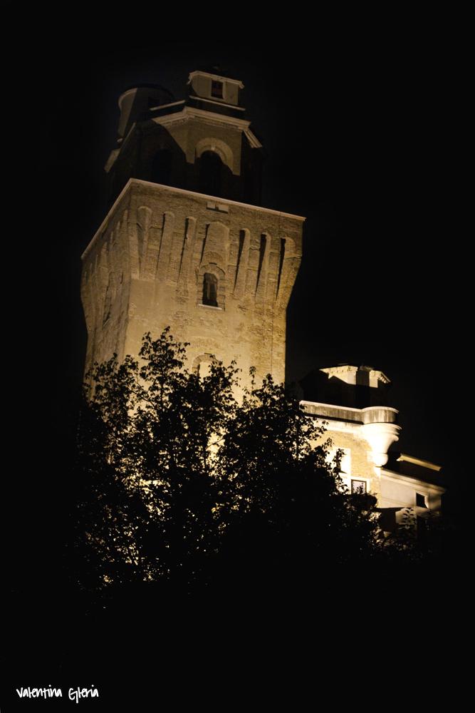 Padova: la Torre della Specola
