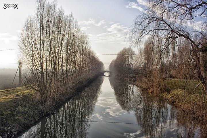 Scorci di Padova: il bacino Naturalistico di Cà di Mezzo