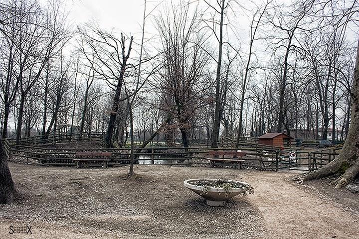 Scorci di Padova: Parco Buzzaccarini di Monselice