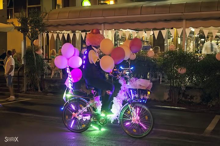 La notte rosa delle Terme 2014