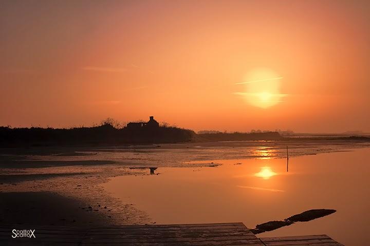 La pace alla spiaggia della Boschettona