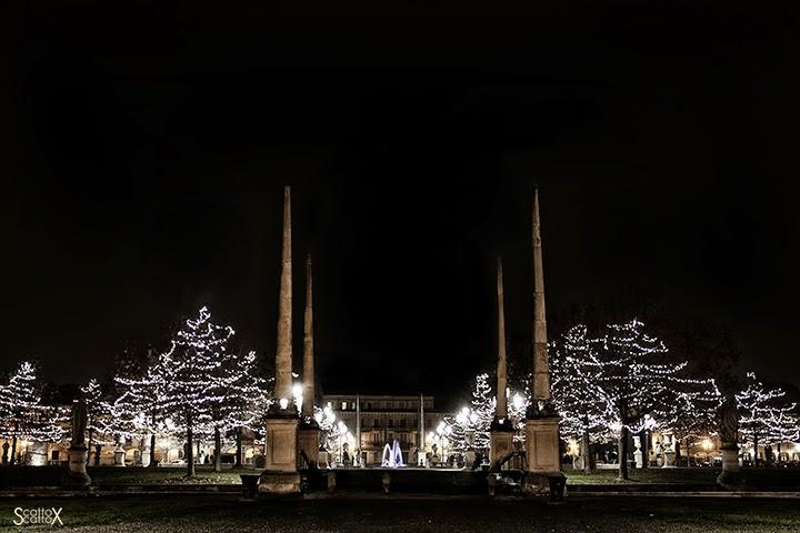 La magia in Prato della Valle: a Padova è Natale!