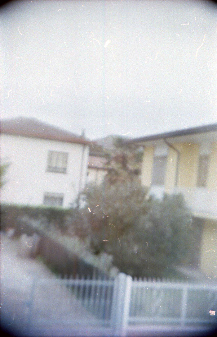 Recesky TLR (DIY) + Kodak 200 expired