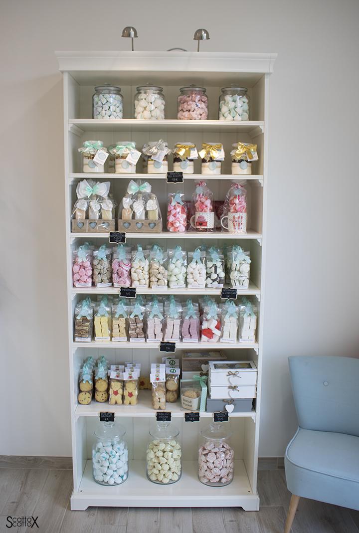 Cake Studio Padova: dolci creativi per occasioni speciali - Angoli dello Studio dal sapore vintage