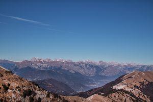 Panorami mozzafiato dal Monte Grappa