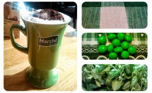 Colour my September – Week 4: green