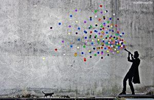 Street art! (… e che art!!)