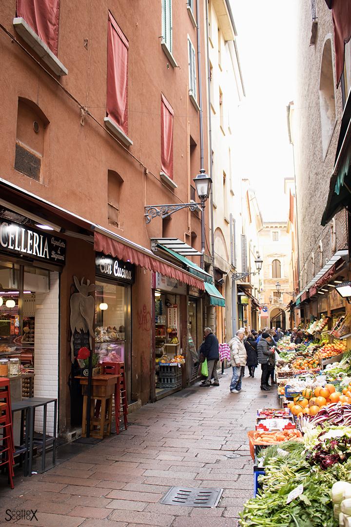 Bologna: Mercato di Mezzo