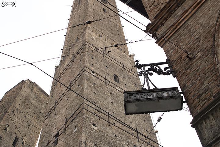 Bologna: le due torri