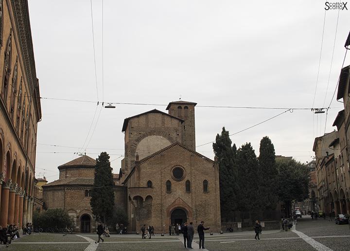 Bologna: Piazza Santo Stefano