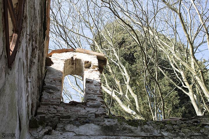 Villa Valier: sede della campana della chiesetta