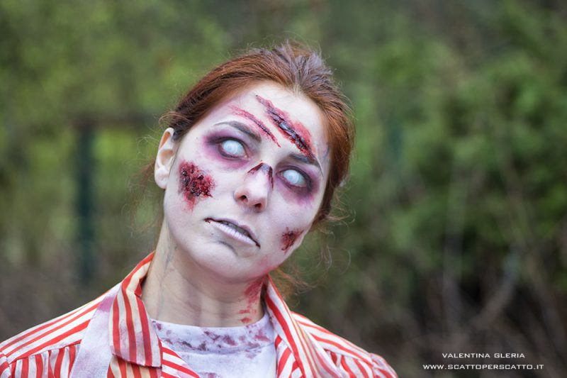 Zombie in Greenland