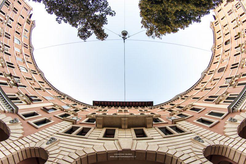 Palazzo Esedra, Padova