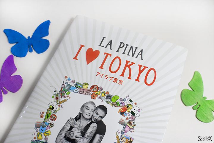 I love Tokyo: il libro de La Pina