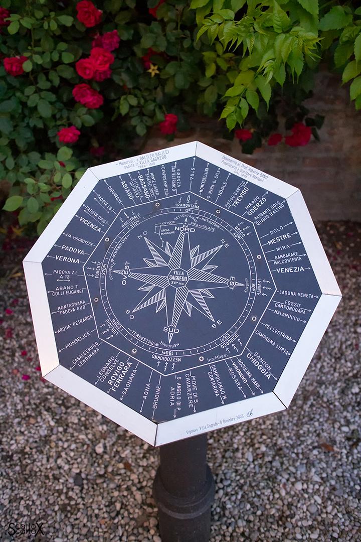 Ti porto la Luna a Villa Sagredo a Vignovo: memoriale del soggiorno di Galileo Galilei