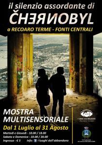 Il silenzio assordante di Chernobyl: la mostra a Recoaro Terme, Vicenza