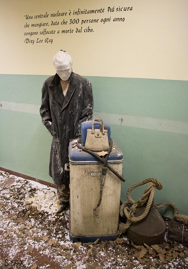 Il silenzio assordante di Chernoby
