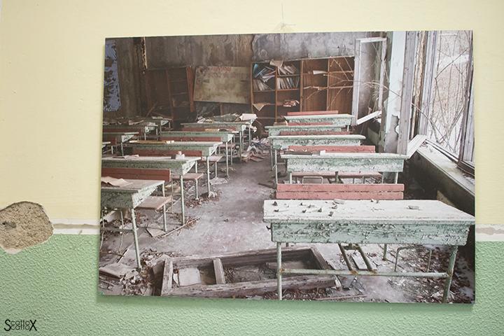 Il silenzio assordante di Chernobyl
