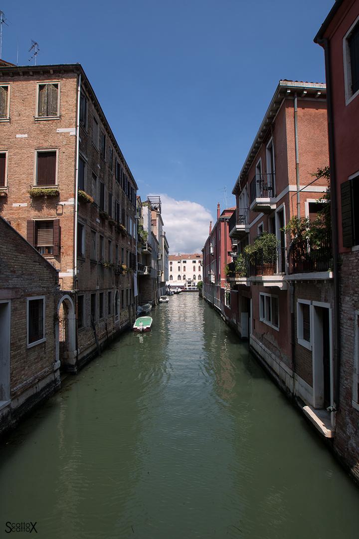 Una passeggiata a Venezia