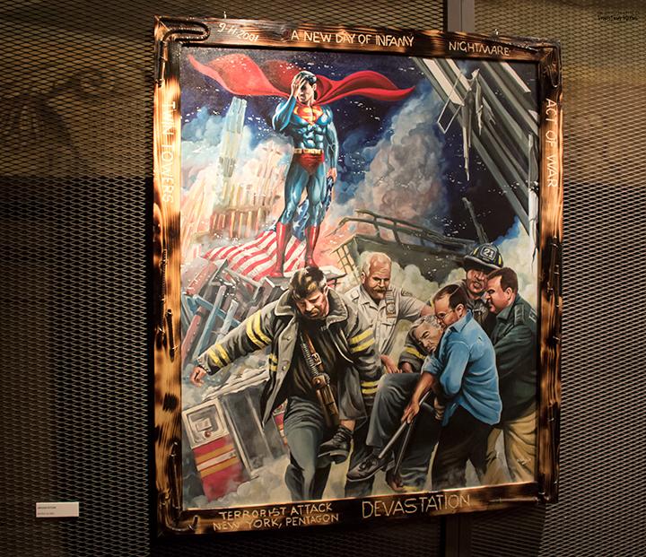 Heroes: la pop art nel cuore di Padova