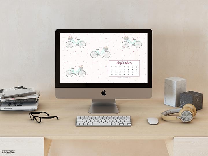 Lo sfondo di Settembre: sfondo desktop