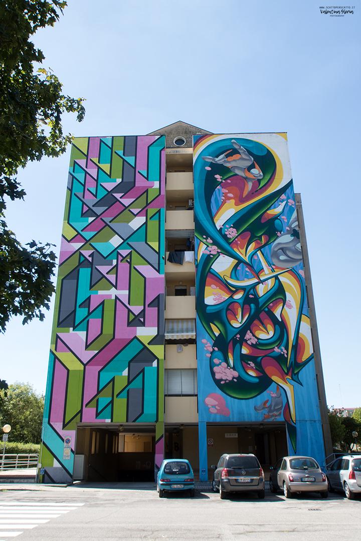 La Street Art a Padova - Made & Joys